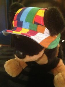 Dog-Hat-With-Chin-Strap-amp-Ear-Holes-Baseball-Cap-amp-Sun-Hat-15-Different-Styles
