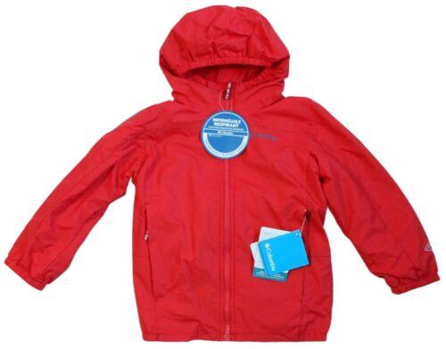 Columbia Girls Size XXS 4//5 Explore S/'More Interchange Winter Jacket Red Spark