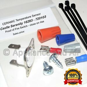 16283 720103 Castle Serenity Temperature Sensor
