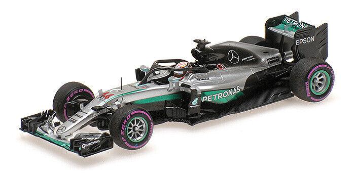 Minichamps  F1 Mercedes W07 Lewis Hamilton 1 43 Halo Practice Singapore GP 2016  70% de réduction