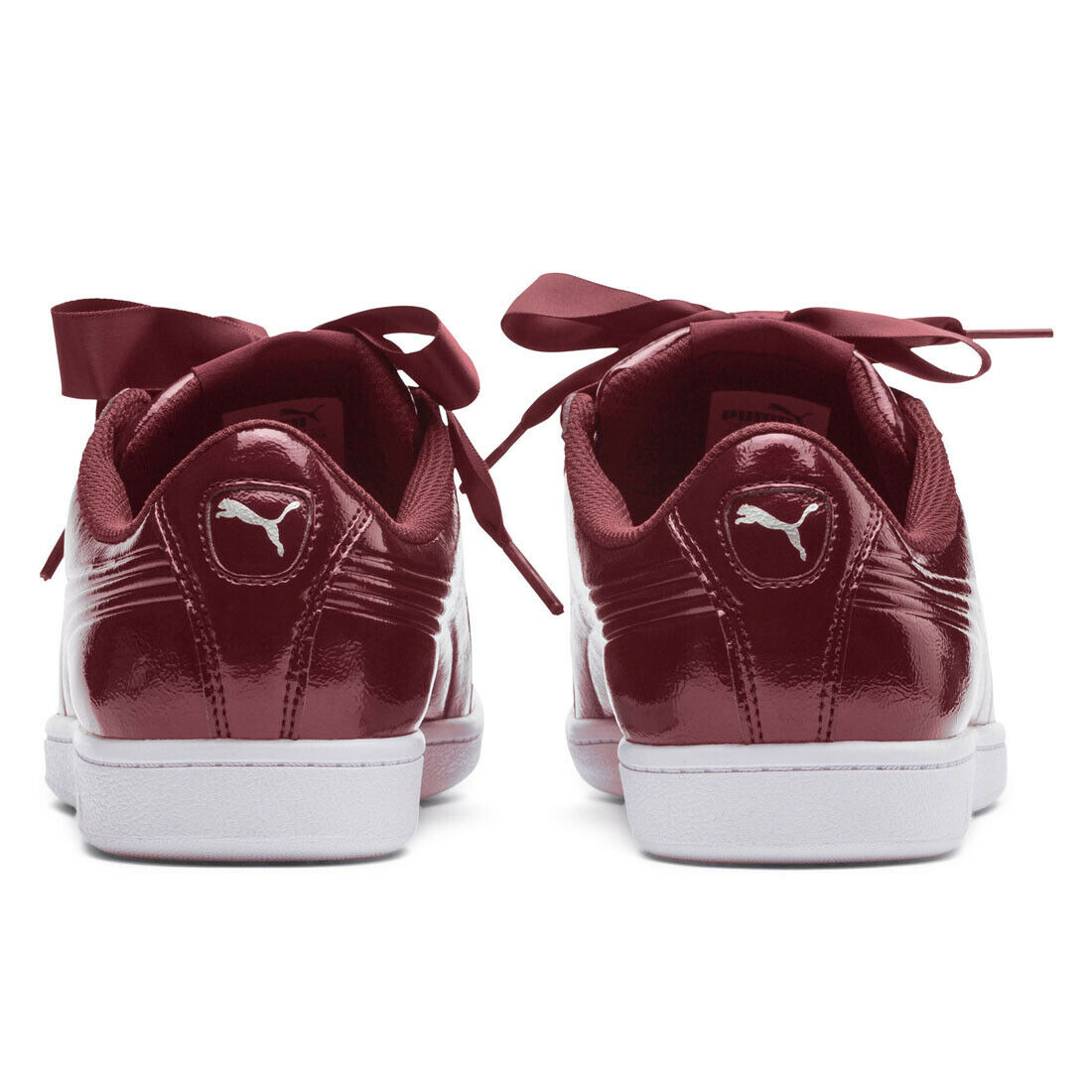 Puma Basket Vikky Nastro P Scarpe Sportive Donna Bordeaux Bordeaux Bordeaux Rosso Scarpe da Donna d9adbd