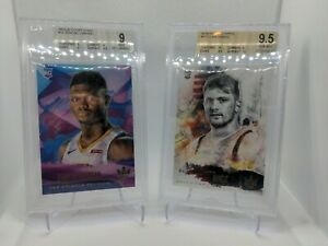 2018-Panini-Court-Kings-Luka-Doncic-RC-w-ZION-See-my-Auction-Listing-for-card