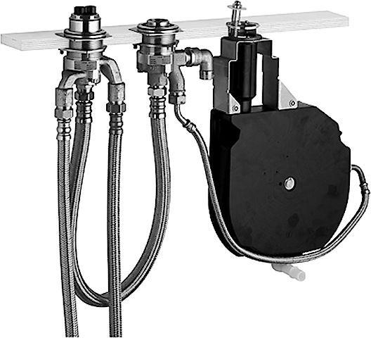 Hansa 3-Loch Universal-Einbaukörper 5303 5303 5303 Wannenrandmontage, 53030200 - SOFORT | Schön  | Kaufen Sie online  | Zuverlässige Qualität  a0efa5