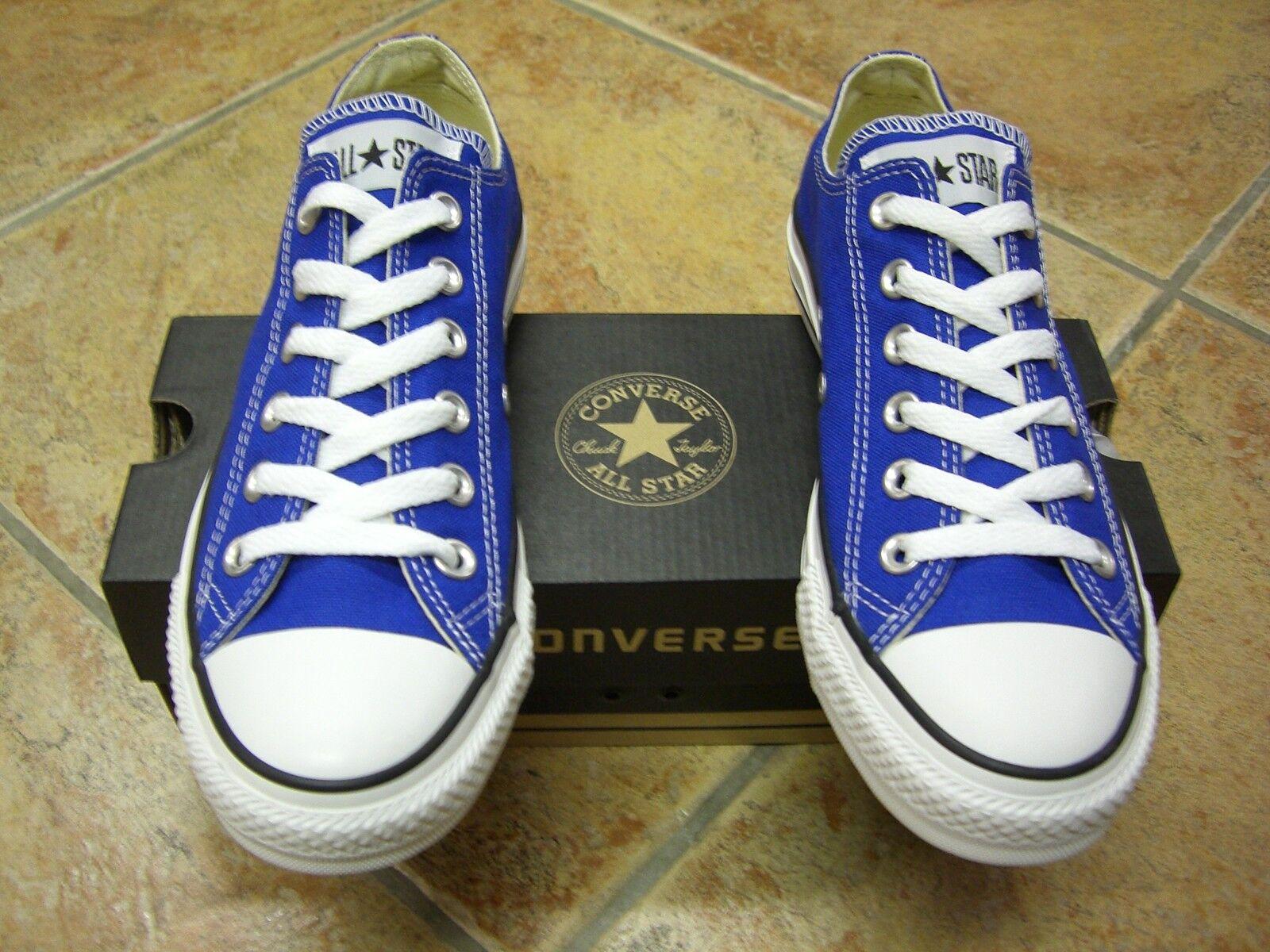Converse  Chucks  All Star  OX  Gr.36  Dazzling Blau   130127C  Neu  Trendy Blau