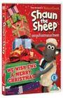 Shaun The Sheep We Wish Ewe a Merry Christmas 5014138606367 DVD Region 2