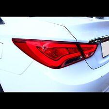 Genuine Type LED Tail Lights Tail Rear Lamps For Hyundai Sonata YF 2010~2013