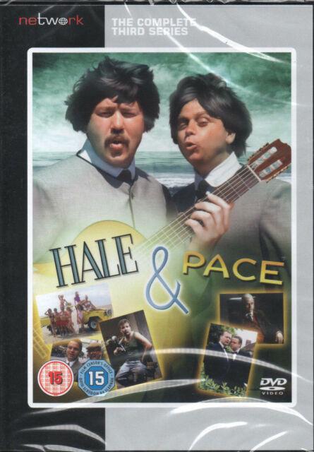 HALE & PACE COMPLETE SERIES THREE 3 ITV 1990 UK 2015 REGION 2 DVD NEW