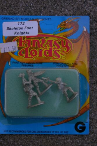 Grenadier Modèles Fantasy Lords, Emballage Blister Multi-annonce