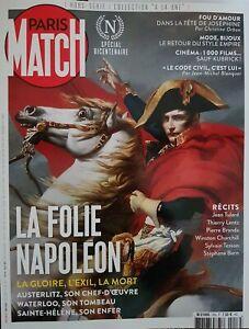 PARIS-MATCH-HORS-SERIE-COLLECTION-034-A-LA-UNE-034-16H-LA-FOLIE-NAPOLEON