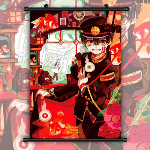 Jibaku Shounen Hanako-kun HD Canvas Print Wall Poster Scroll Room Decor
