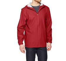 Rains Mens Lightweight 1240 Jacket Relaxed Pacific Blue Size L//XL