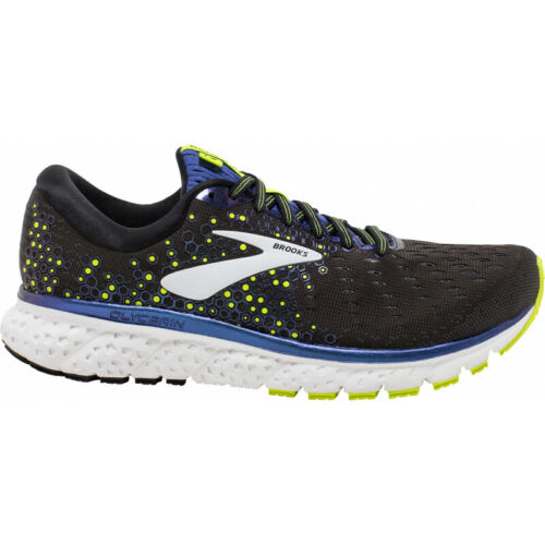 Black 1 Mens Brooks Glycerin 17 Mens Running Shoes