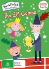 The Ben And Holly's Little Kingdom - Elf Games (DVD, 2016)