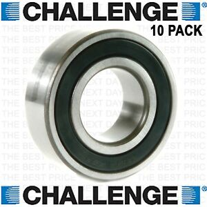 PREMIUM BEARINGS 6200-6209 2RS C3 CHALLENGE OPTION NEXT DAY DEL PACK OF 10