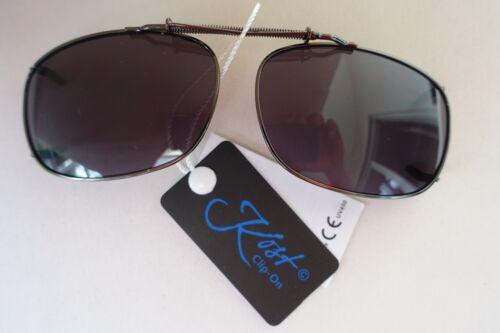 Lunettes de soleil clip Lunettes Adaptateur pour porteurs de lunettes lunettes de soleil clip on métal