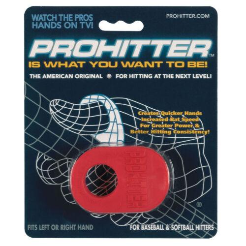 ProHitter Baseball and Softball Batting Grip Training Aid