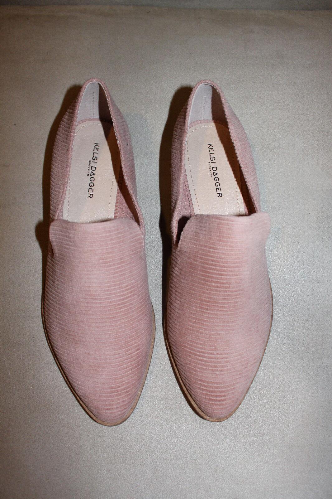 Anthropologie Kelsi Kelsi Kelsi Dagger Arbor Pana Mocasines chatos Slip On Zapatos rosado 10  hasta un 50% de descuento