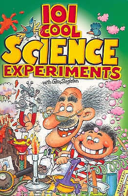 1 of 1 - 101 Cool Science Experiments by Glen Singleton (Paperback, 2004)