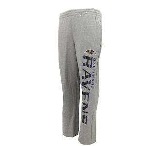Baltimore-Ravens-Official-NFL-Apparel-Kids-Youth-Size-Sweatpants-New-with-Tags