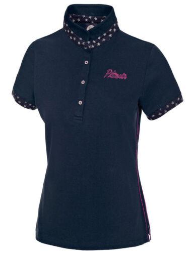 /%/% PIKEUR T-shirt Femmes Polo Polo Manja F//S 2018 Navy 36-46/%/%