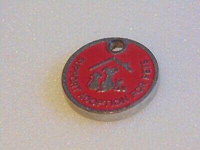 Pets At Home Charity Trolley Token Support Adoption For Pets Used Worn Ebay