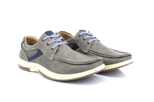 Dec Keller para Leisure zapatos 3 Deck Tipo barco Gray Eye de Dr qvwdC5xq