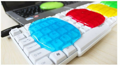 Magic Cleaning Gel Putty Car Keyboard Console Laptop PC Computer Cleaner Dust