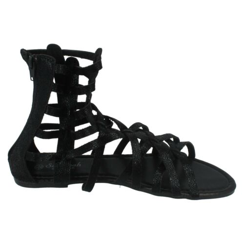 Ladies Savannah Collection Gladiator Sandals F0967