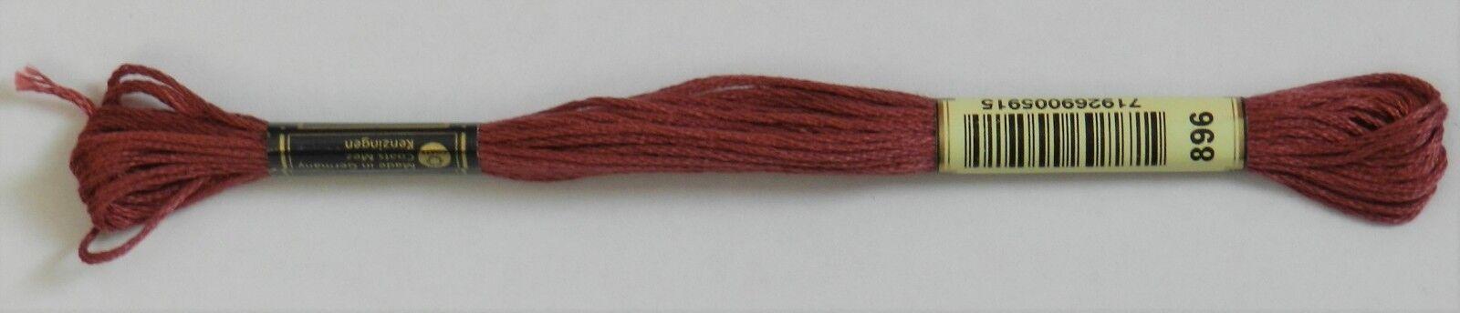 Anchor Sticktwist 6fädig 8 m 100 /% BW brombeere 896