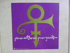 PRINCE  AND THE NEW POWER GENERATION ~ PROMO POSTER FLAT