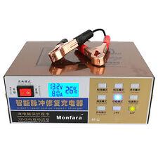 12V/24V 160W Carica batterie da auto elettrica Per Piombo Acid Battery EU Plug