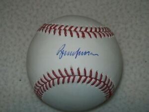 cd2adde68fb Image is loading BRUCE-SUTTER-HOF-AUTOGRAPHED-SIGNED-MLB-MANFRED-BASEBALL-