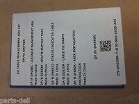Genuine Dell Poweredge R310 R410 R610 2u Cable Management Arm Kit M770r