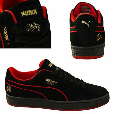 Puma Suede Classic x Fubu Lace Up Mens