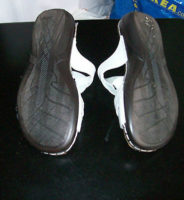 Sandale,Riemchen Schuhe,Björndal, Leder Schuhe, gr.36 Weite H, Weis, NP 69,95EUR
