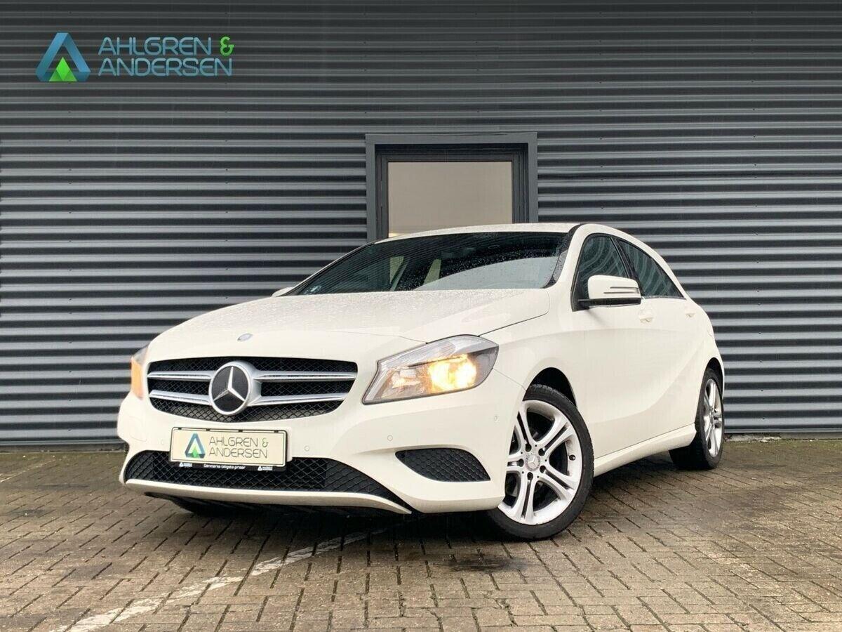 Mercedes A180 1,5 CDi Van 5d