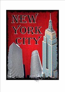 "Statue of Liberty NYC Model New York City Souvenir Replica Travel Gift 9/"""