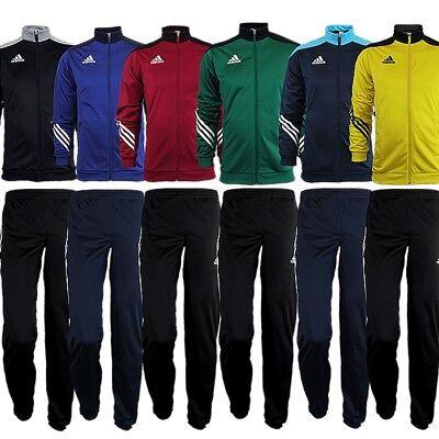 Vendita Professionale Adidas Sereno 14 Uomo/bambini Tuta Tuta Sportiva Tuta Da Jogging 6 Colori Nuovo-mostra Il Titolo Originale