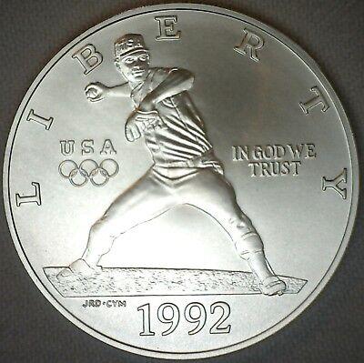 1993 D World War II BU Commemorative 90/% Silver Dollar US Mint Coin ONLY