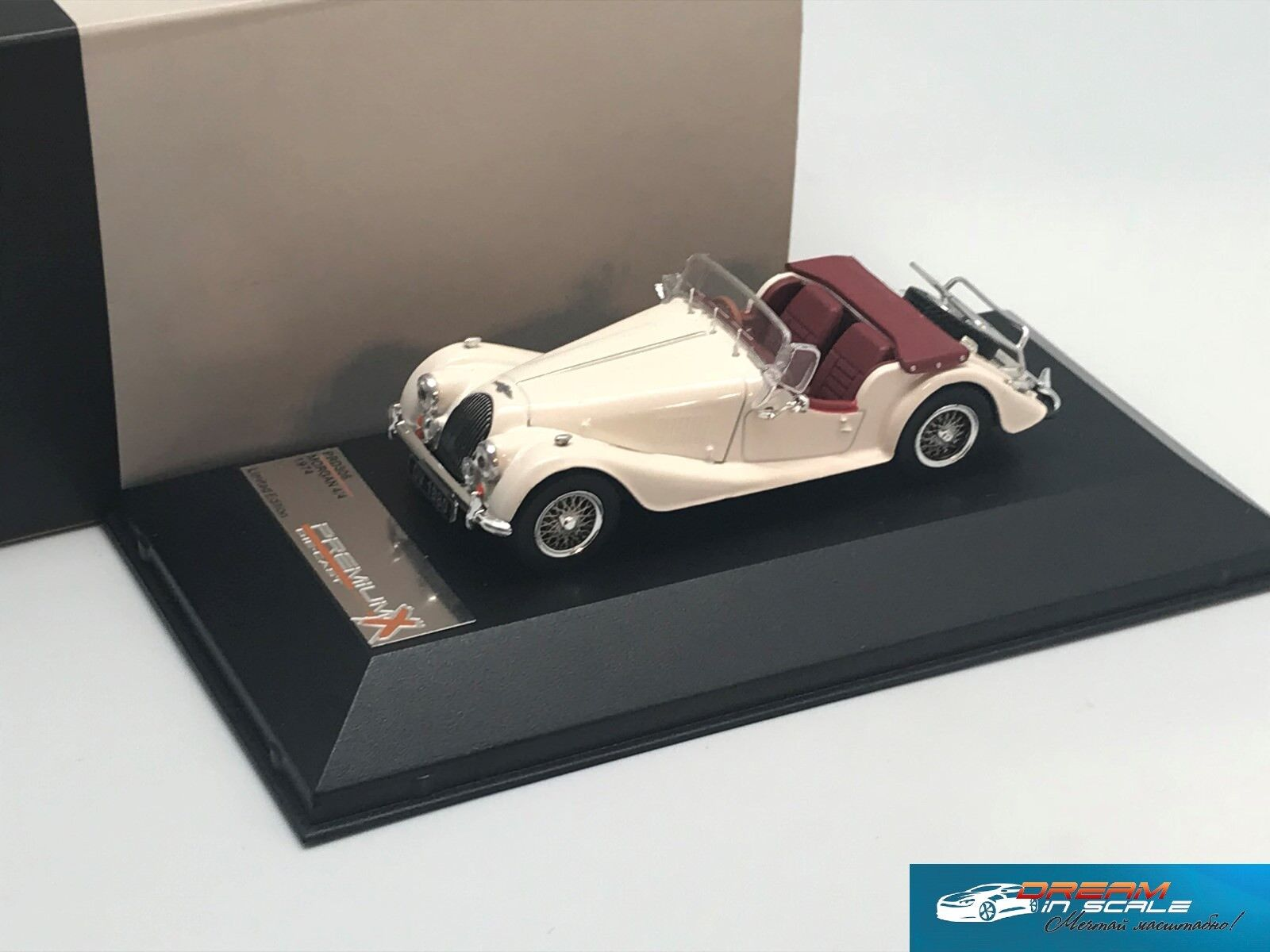 Morgan 4 4 1600  Cream 1974 Premium X  PRD306 1 43