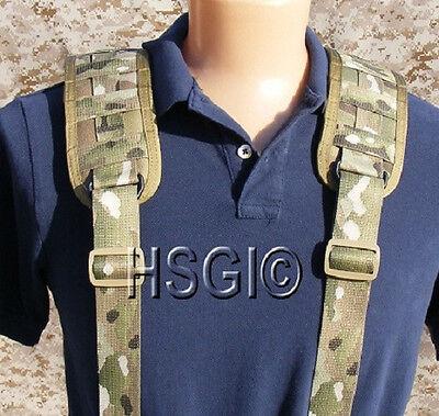 HSGI Suregrip Battle Belt Bridge-Multicam-Coyote-Olive Drab-Black-Wolf Gray