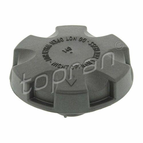 Kühlmittelbehälter TOPRAN 502 029 Verschlussdeckel