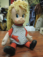 Vintage Mattel Matty's sister Belle, talking doll 1960's
