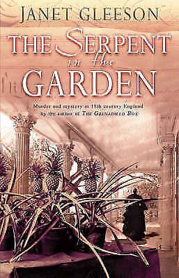 1 of 1 - Very Good, The Serpent In The Garden, Gleeson, Janet, Book