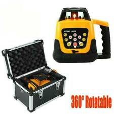 Automatic Electronic Self Leveling 360 Rotary Rotating Red Laser Level Kit