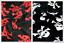 Skull Print Anti Pill Polar Fleece Fabric C5113-M