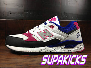 NEW BALANCE 530 Running Remix Classic Women's Shoes W530PSA Medium (B, M) NIB