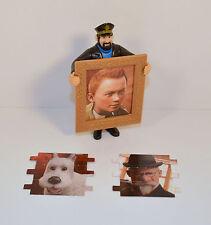 "RARE 2011 Captain Haddock 3.5"" McDonald's Action Figure Adventures Of Tintin Tin"