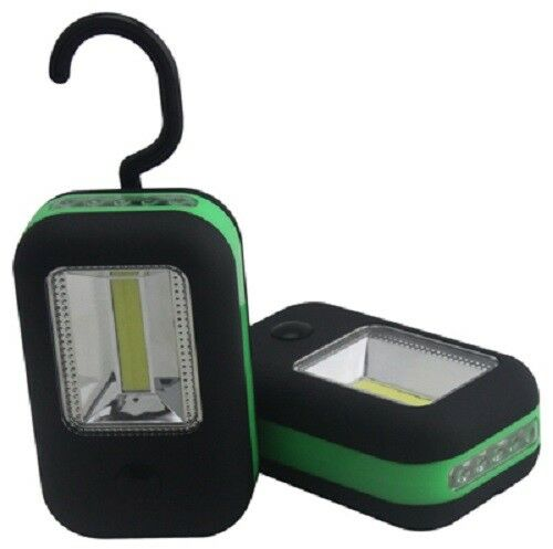 (12) Promier P-LBOX-12 96  5 LED Hanging Magnetic Super Bright Flashlights
