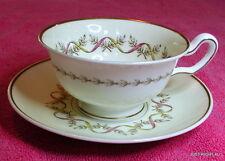Wedgwood (Sandringham - Pink) CUP & SAUCER SET